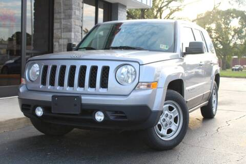 2015 Jeep Patriot for sale at City to City Auto Sales in Richmond VA