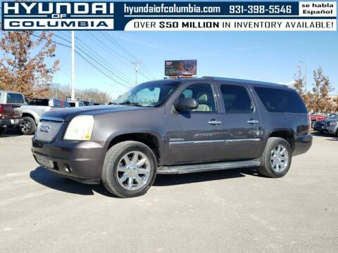 2011 GMC Yukon XL for sale at Hyundai of Columbia Con Alvaro in Columbia TN