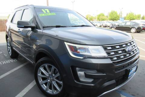 2017 Ford Explorer for sale at Choice Auto & Truck in Sacramento CA