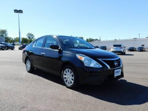 2018 Nissan Versa for sale at Radley Cadillac in Fredericksburg VA