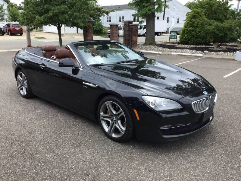 2012 BMW 6 Series for sale at Bromax Auto Sales in South River NJ
