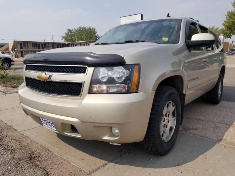2007 Chevrolet Suburban for sale at Alpine Motors LLC in Laramie WY