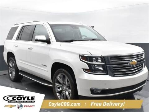 2016 Chevrolet Tahoe for sale at COYLE GM - COYLE NISSAN - New Inventory in Clarksville IN