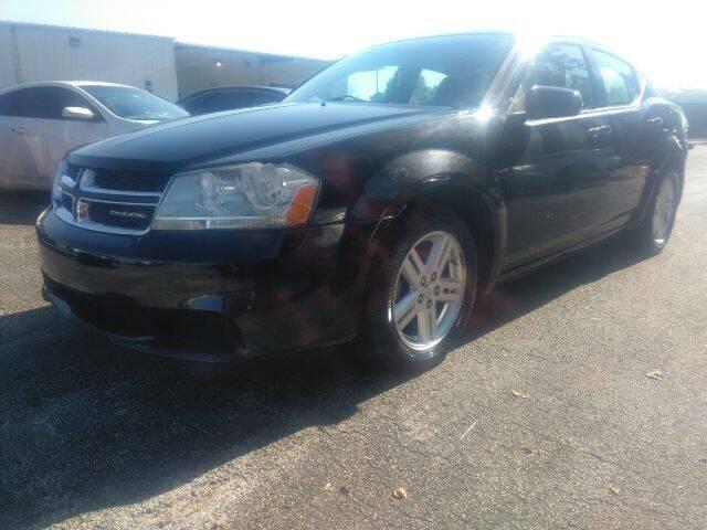 2012 Dodge Avenger for sale at JacksonvilleMotorMall.com in Jacksonville FL