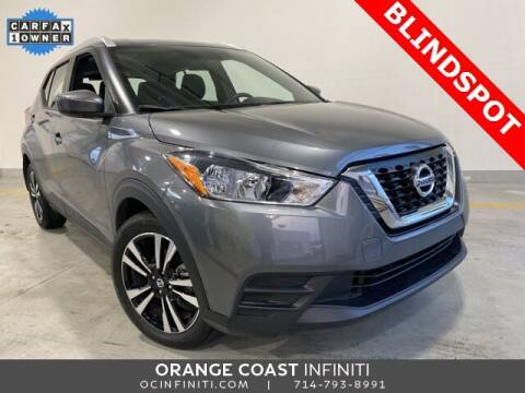 2019 Nissan Kicks for sale at ORANGE COAST CARS in Westminster CA