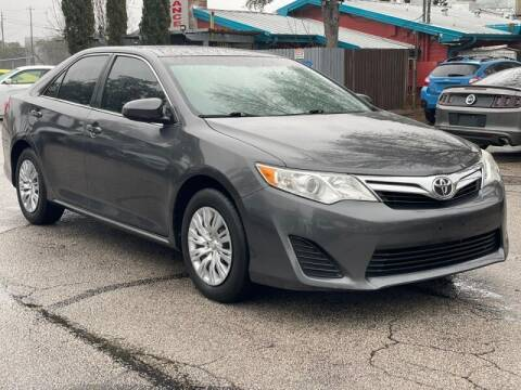 2013 Toyota Camry for sale at AWESOME CARS LLC in Austin TX