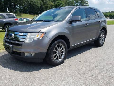 2009 Ford Edge for sale at JR's Auto Sales Inc. in Shelby NC