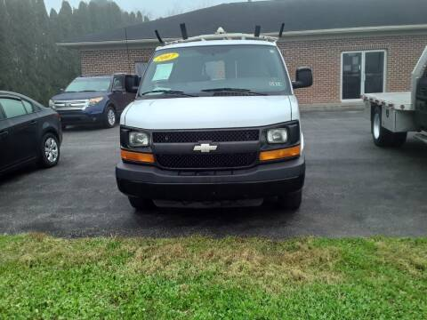 2007 Chevrolet Express Cargo for sale at Dun Rite Car Sales in Downingtown PA