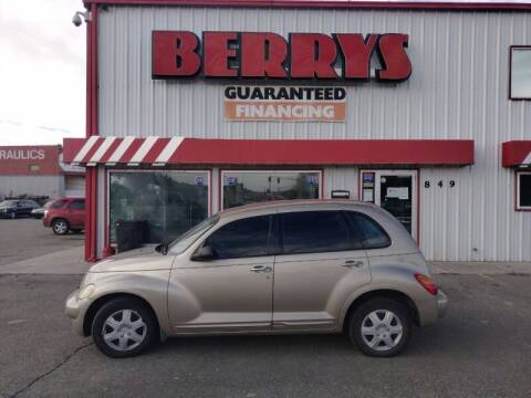 2004 Chrysler PT Cruiser for sale at Berry's Cherries Auto in Billings MT