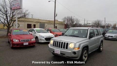 2010 Jeep Patriot for sale at RVA MOTORS in Richmond VA