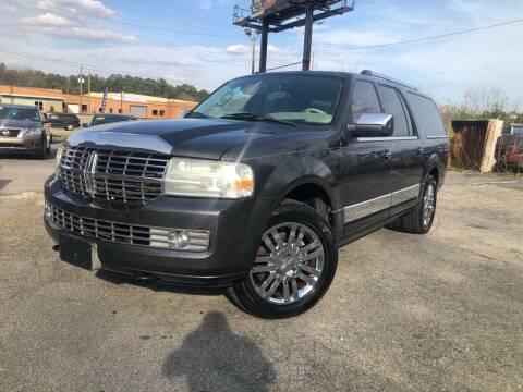 2007 Lincoln Navigator L for sale at Atlas Auto Sales in Smyrna GA