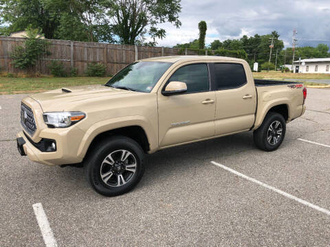 2019 Toyota Tacoma for sale at Superior Wholesalers Inc. in Fredericksburg VA