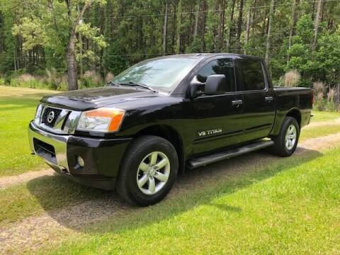 2014 Nissan Titan for sale at Lowcountry Auto Sales in Charleston SC