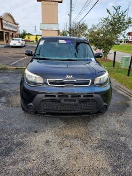 2014 Kia Soul for sale at Dependable Auto Sales in Montgomery AL