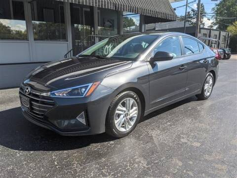 2020 Hyundai Elantra for sale at GAHANNA AUTO SALES in Gahanna OH