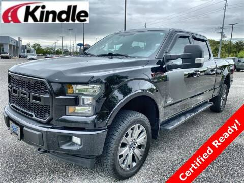 2017 Ford F-150 for sale at Kindle Auto Plaza in Middle Township NJ