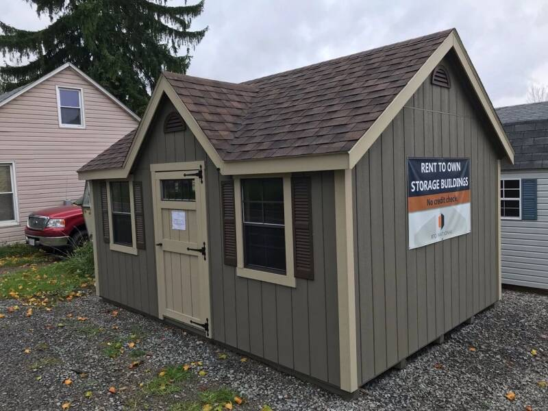Chalet Shed for sale at Simon Automotive in East Palestine OH