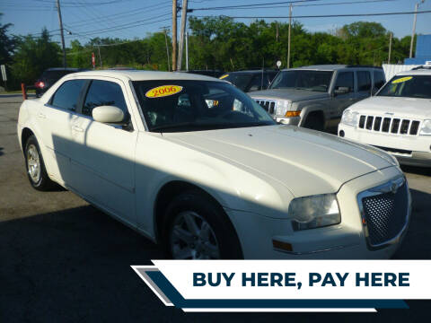 2006 Chrysler 300 for sale at I57 Group Auto Sales in Country Club Hills IL