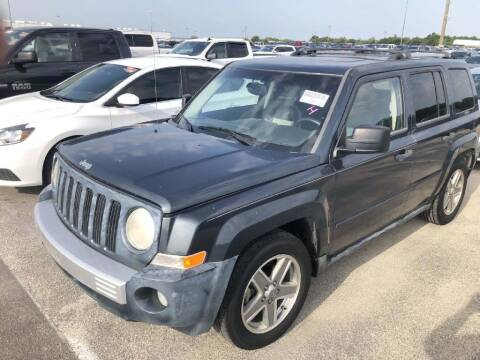 2007 Jeep Patriot for sale at Buy Here Pay Here Lawton.com in Lawton OK