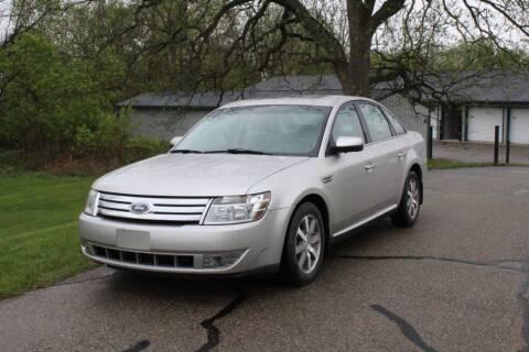 2008 Ford Taurus for sale at S & L Auto Sales in Grand Rapids MI