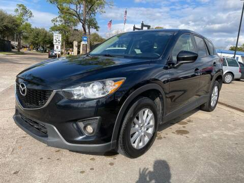 2014 Mazda CX-5 for sale at Newsed Auto in Houston TX