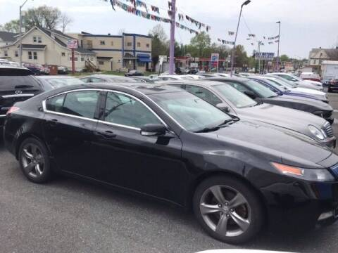 2012 Acura TL for sale at Bay Motors Inc in Baltimore MD