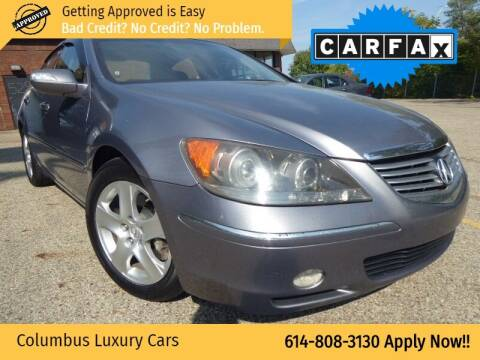 2005 Acura RL for sale at Columbus Luxury Cars in Columbus OH