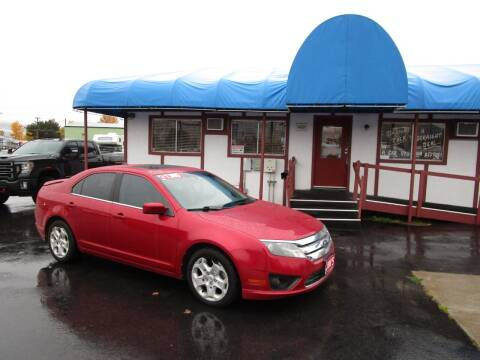 2011 Ford Fusion for sale at Jim's Cars by Priced-Rite Auto Sales in Missoula MT