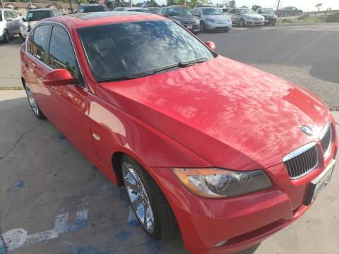 2007 BMW 3 Series for sale at Gold Coast Motors in Lemon Grove CA