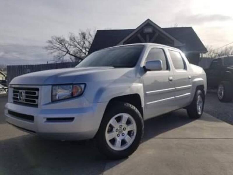 2008 Honda Ridgeline for sale at Farha Used Cars in Wichita KS