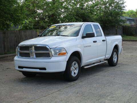 2012 RAM Ram Pickup 1500 for sale at A & A IMPORTS OF TN in Madison TN