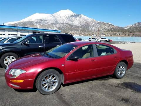 1999 Chrysler 300M for sale at Painter's Mitsubishi in Saint George UT