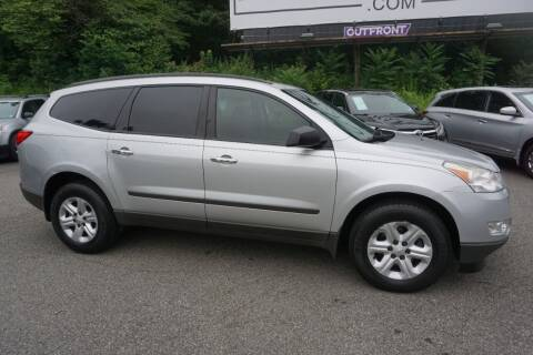 2012 Chevrolet Traverse for sale at Bloom Auto in Ledgewood NJ