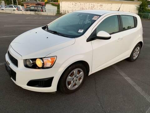 2014 Chevrolet Sonic for sale at Diana Rico LLC in Dalton GA