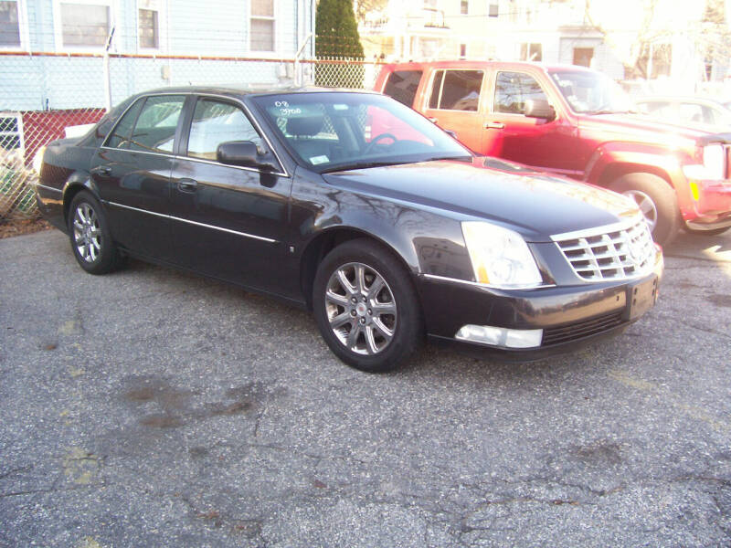 2008 Cadillac DTS for sale at Dambra Auto Sales in Providence RI