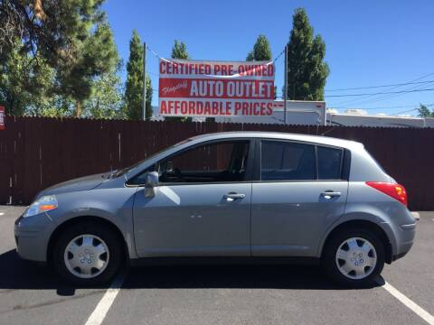 2009 Nissan Versa for sale at Flagstaff Auto Outlet in Flagstaff AZ