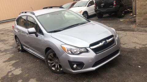 2013 Subaru Impreza for sale at Some Auto Sales in Hammond IN