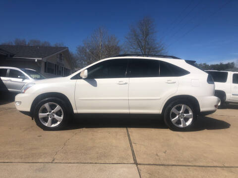 2007 Lexus RX 350 for sale at H3 Auto Group in Huntsville TX