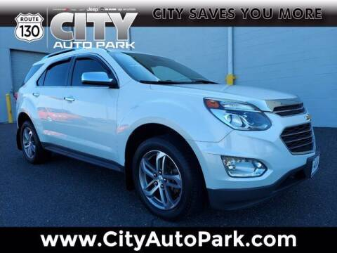 2016 Chevrolet Equinox for sale at City Auto Park in Burlington NJ