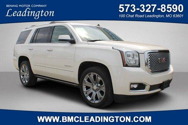2015 GMC Yukon for sale in Park Hills, MO