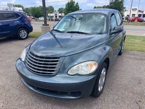 2006 Chrysler PT Cruiser for sale at Blake Hollenbeck Auto Sales in Greenville MI