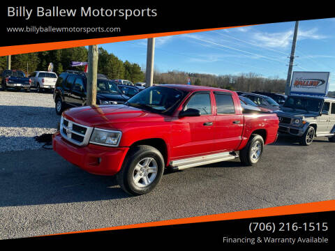 2011 RAM Dakota for sale at Billy Ballew Motorsports in Dawsonville GA