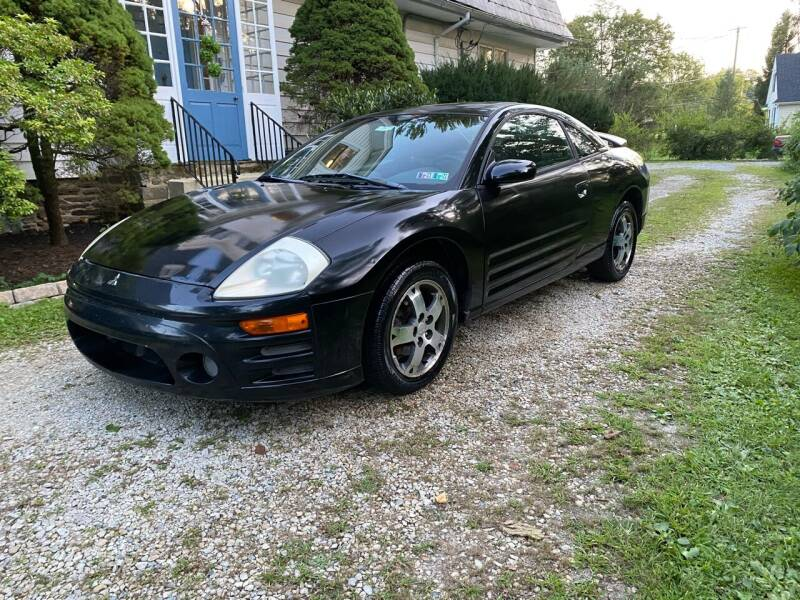 2003 Mitsubishi Eclipse for sale at 4 Below Auto Sales in Willow Grove PA