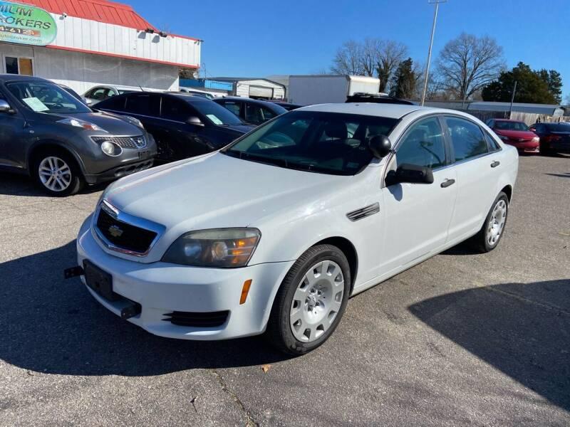 2011 Chevrolet Caprice for sale at Premium Auto Brokers in Virginia Beach VA