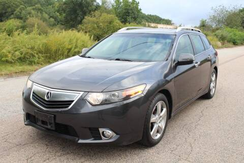 2011 Acura TSX Sport Wagon for sale at Imotobank in Walpole MA