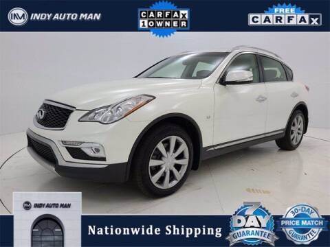 2017 Infiniti QX50 for sale at INDY AUTO MAN in Indianapolis IN