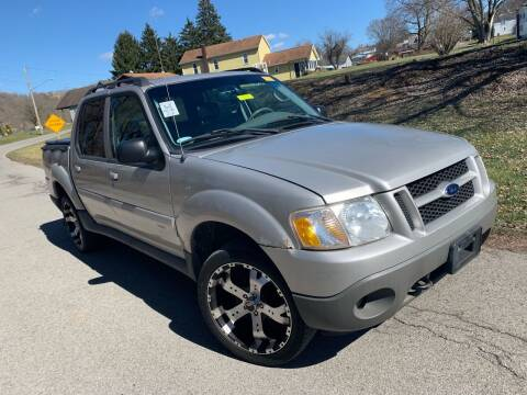 2003 Ford Explorer Sport Trac for sale at Trocci's Auto Sales in West Pittsburg PA