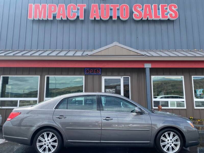 2007 Toyota Avalon for sale at Impact Auto Sales in Wenatchee WA