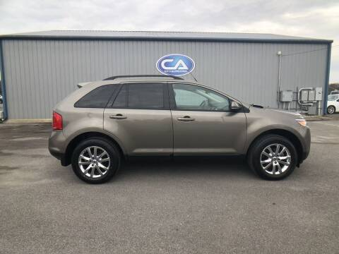 2013 Ford Edge for sale at City Auto in Murfreesboro TN