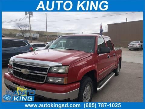 2006 Chevrolet Silverado 1500 for sale at Auto King in Rapid City SD